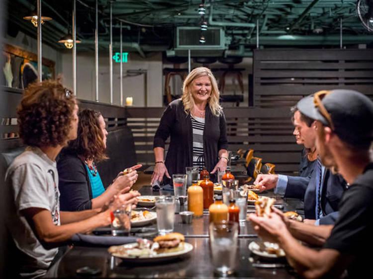 Denver: Downtown food tour