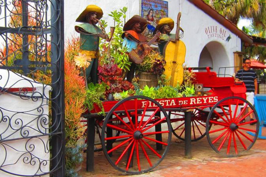 San Diego: Old Town tequila and tortillas tour