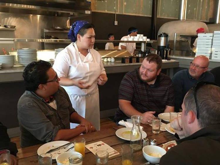 Jersey City, NJ: Downtown food tour