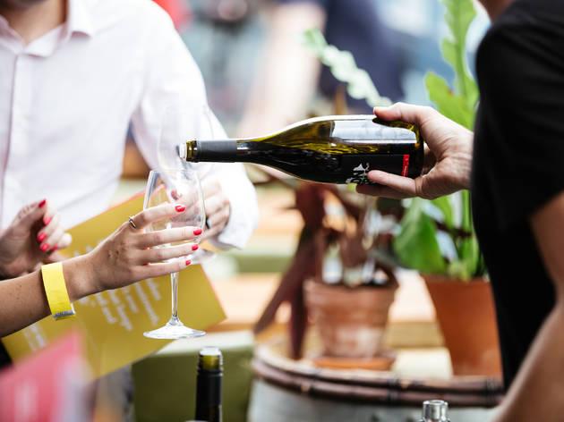 Love Europe Wine Tasting
