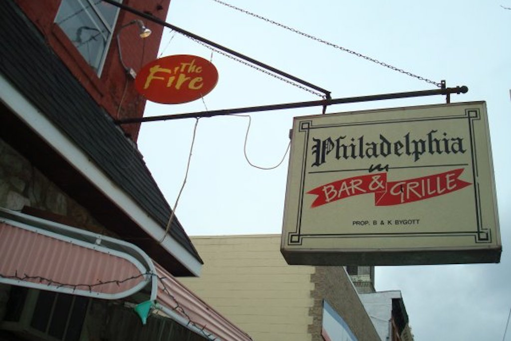 the fire philly