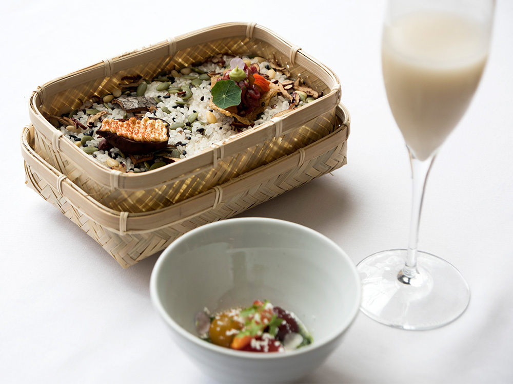 Boksoondoga F1963, offering homestyle makgeolli paried with equally artisanal dishes