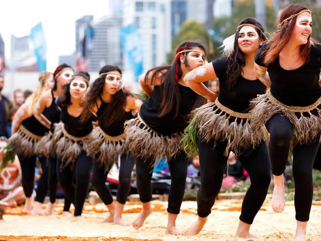 Tanderrum 2017 Melbourne Festival supplied image photographer credit James Henry