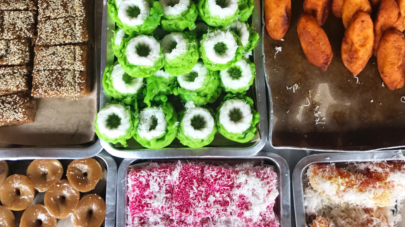 Chunburi Seafood kuih