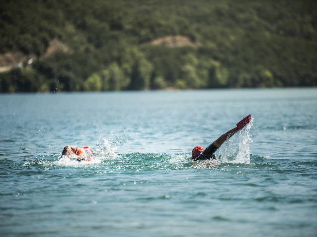 Natació en aigües obertes