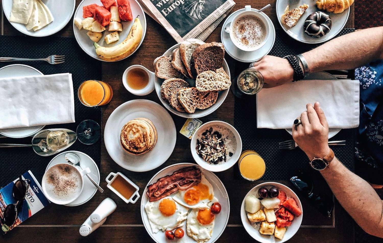prqueno-almoço sheraton porto