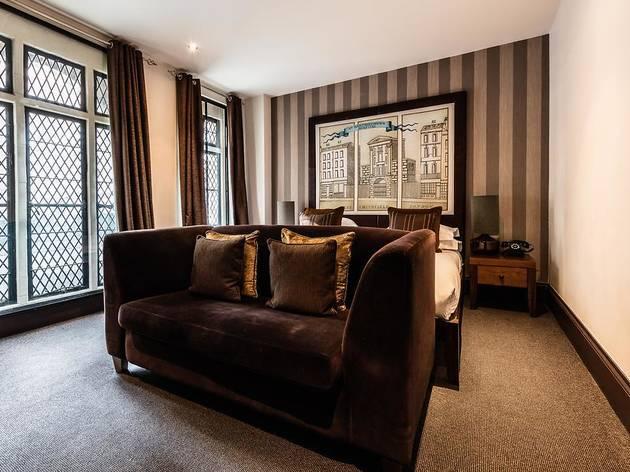 Les meilleurs hôtels de Londres avec wi-fi
