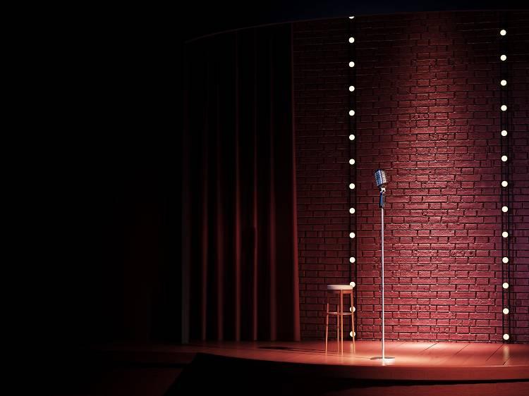 Laughing Buddha Comedy School