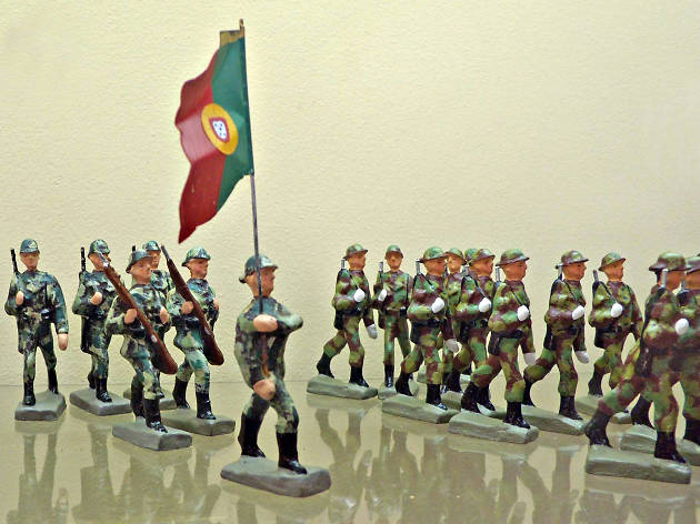 Museu Militar do Porto - Soldadinhos de Chumbo