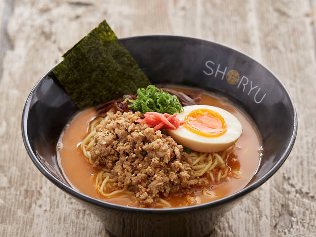 Shoryu Covent Garden