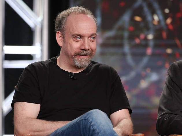 A group of New Yorkers really, really want a Paul Giamatti wax sculpture at Madame Tussauds