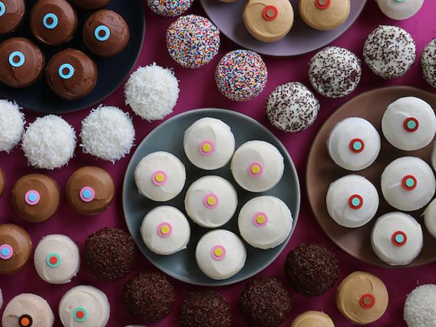Sprinkles Cupcakes, Downtown Los Angeles