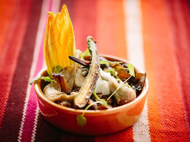 Pastuso Peruvian Independence Day NOBA dish