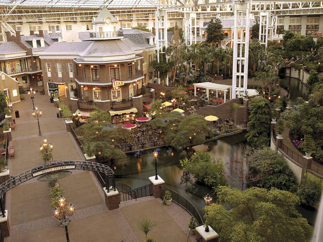 Stay at Gaylord Opryland Resort & Convention Center