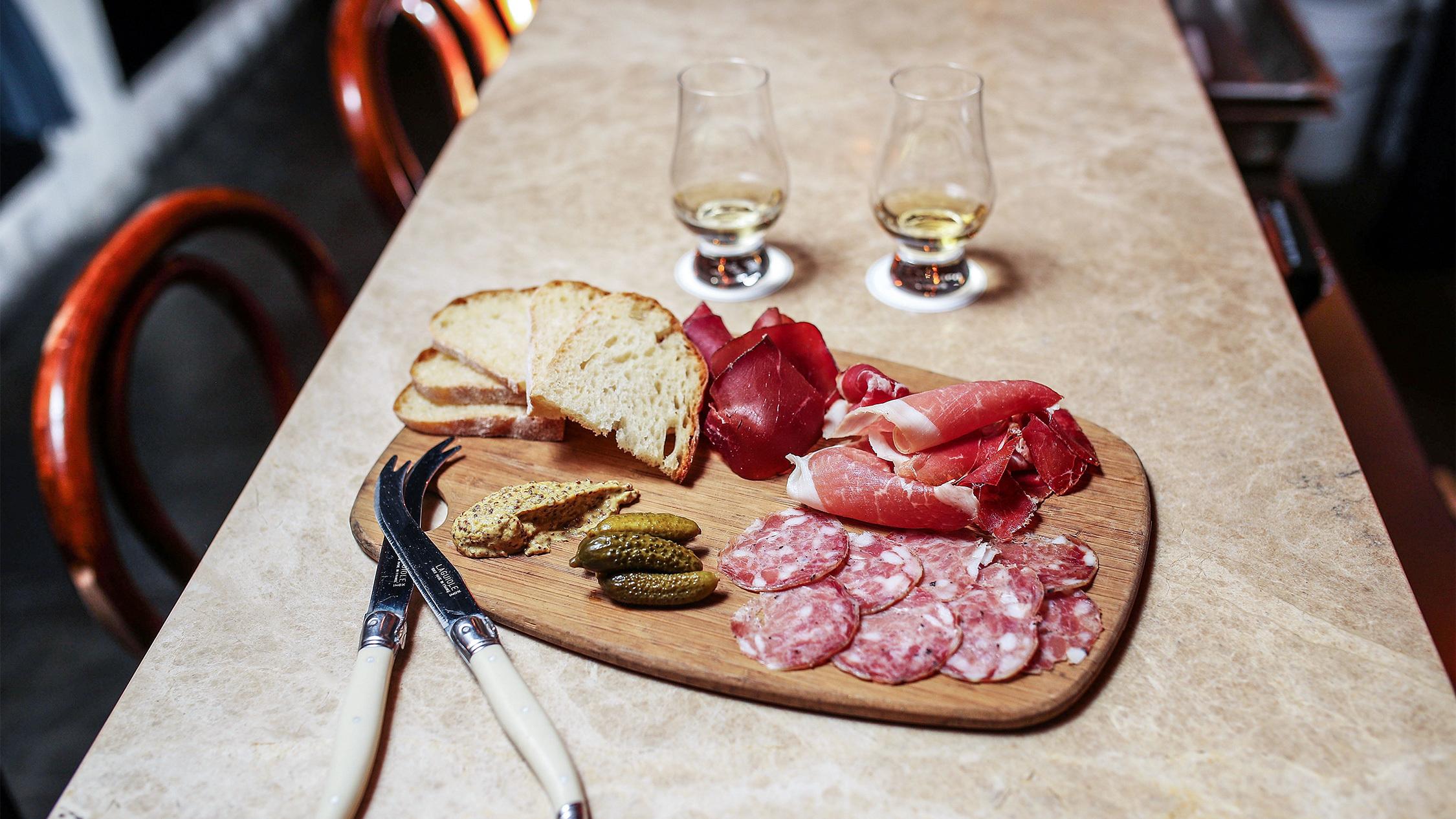 Antipasto plates perfect for aperitivo in Melbourne
