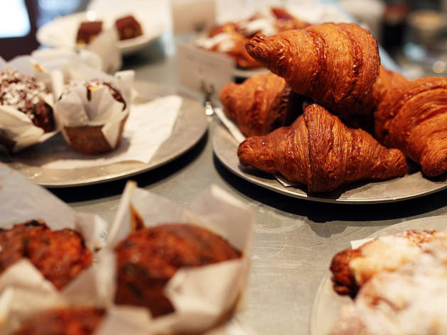 Pastries at Gilson