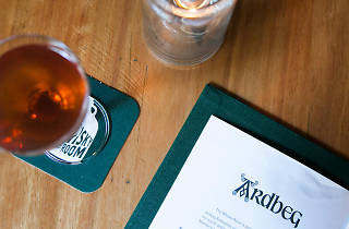 Go on an Ardbeg journey at the Clock Hotel