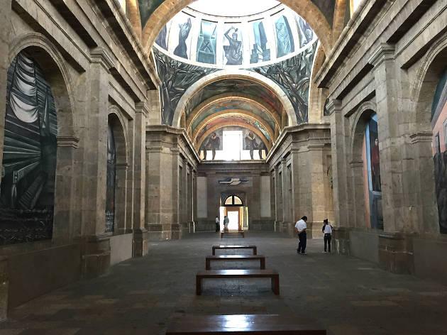 Museos y centros culturales