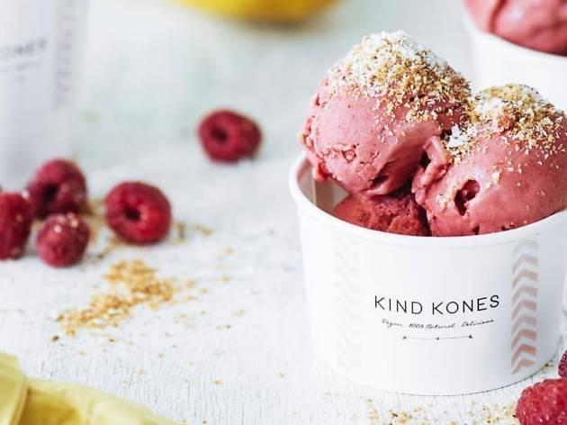 Kind Kones ice cream promo