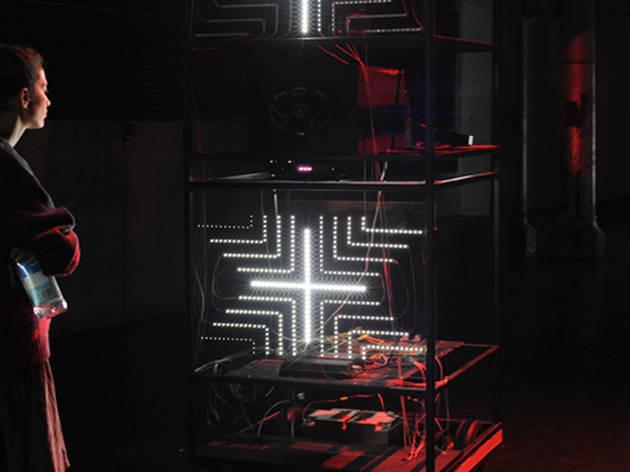 Dream Machines 1 (Photograph: Heidrun Löhr)