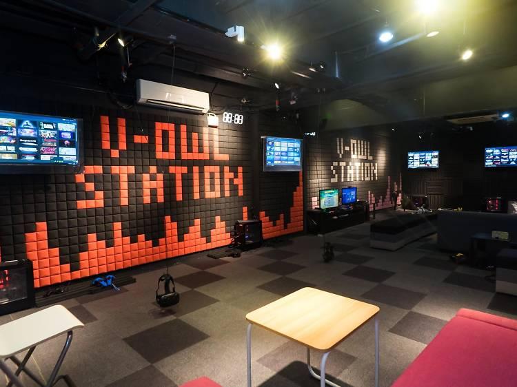 V-Owl Station