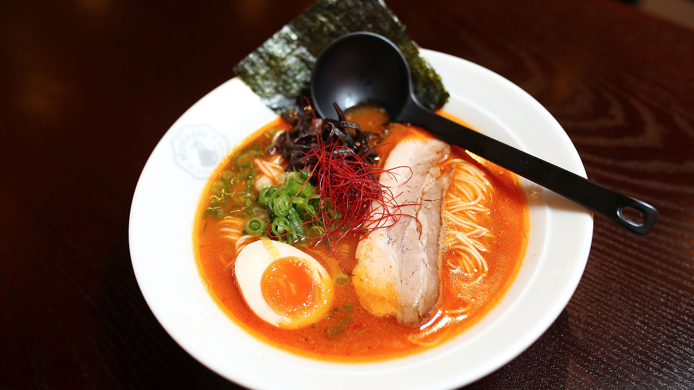 Ramen at Musashi Ramen