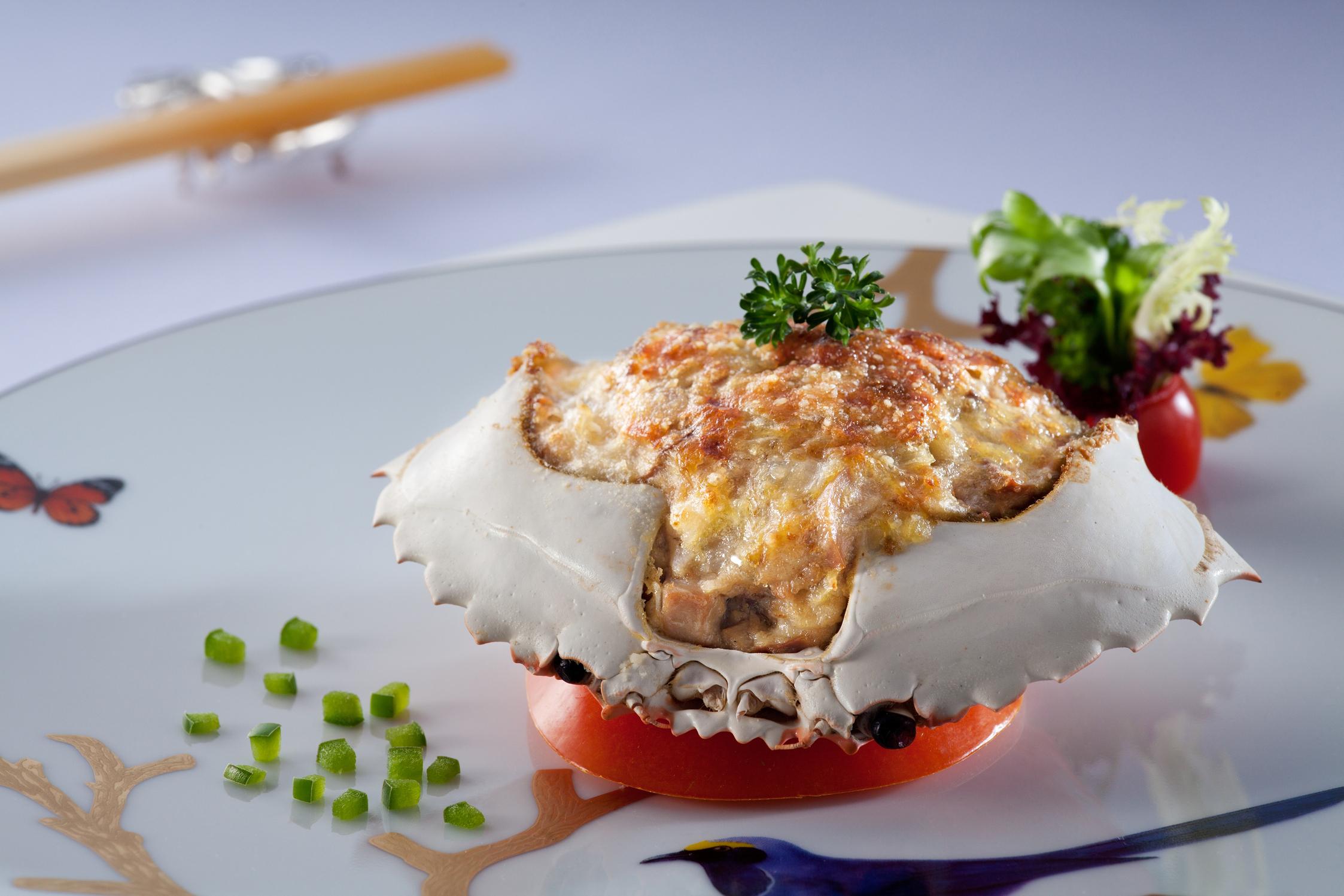 sun tung lok crab
