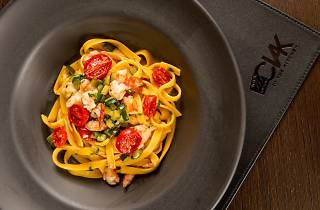 CIAK - In The Kitchen Fettucine Prawn