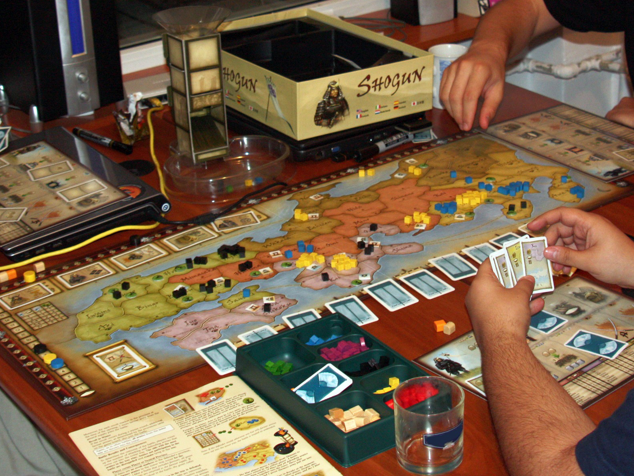 Board Games - Shogun