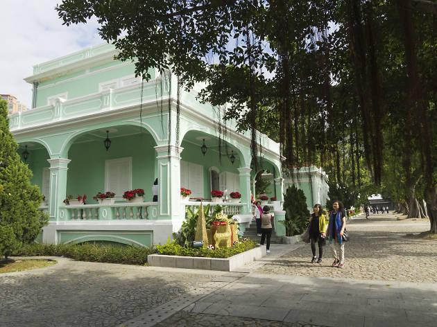 Taipa Houses Museum