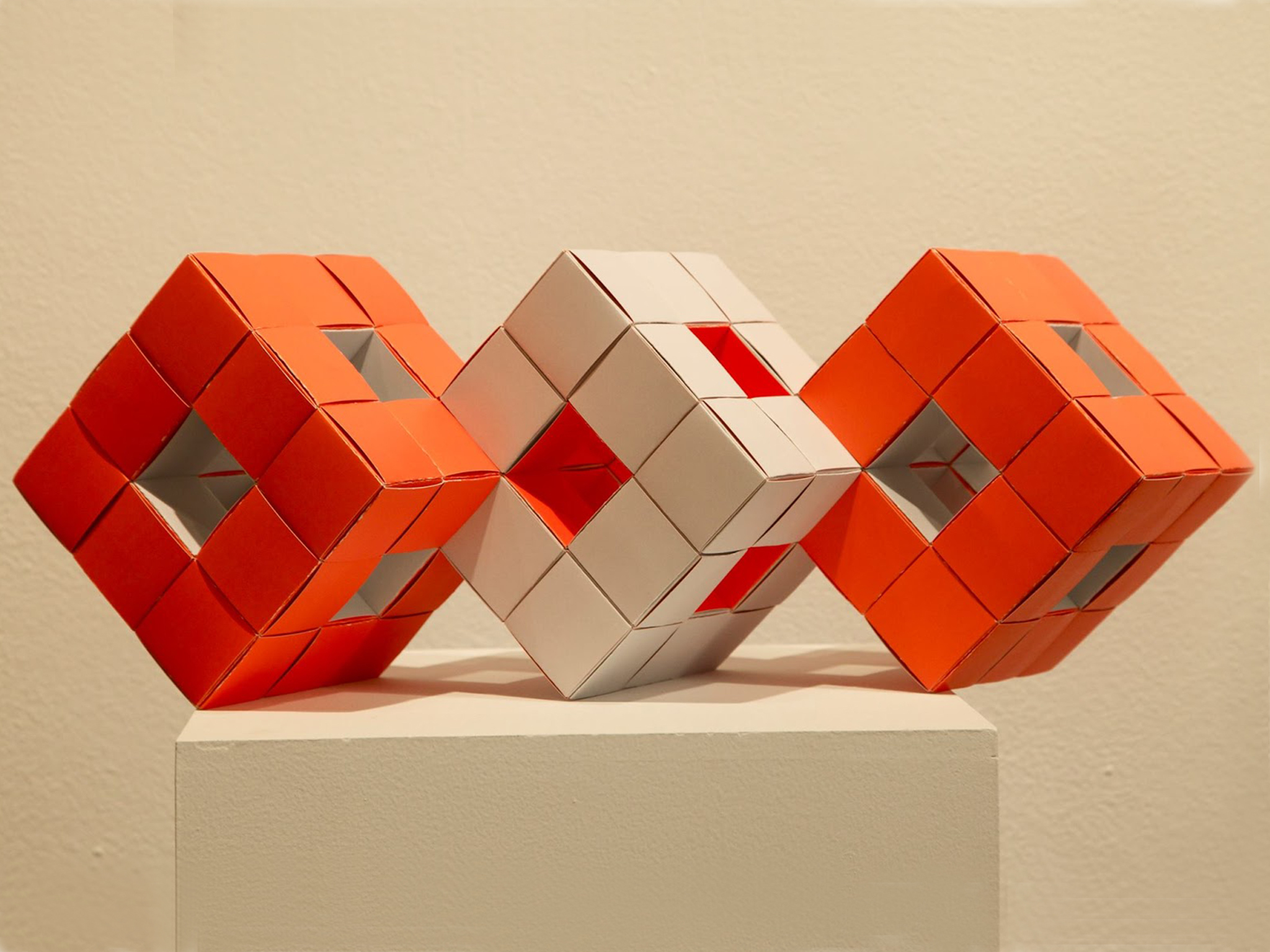 Origami - Cubos
