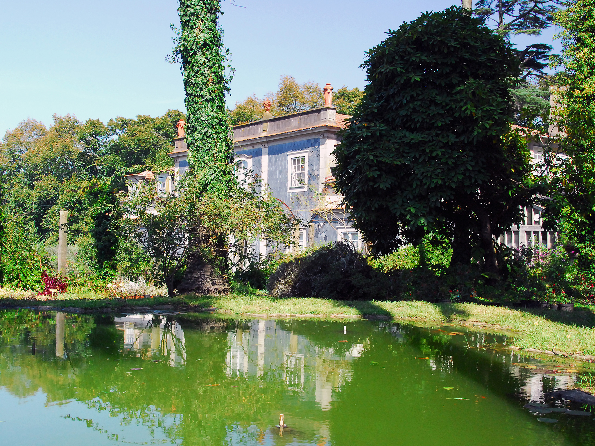 Visite a Quinta de Villar D'Allen