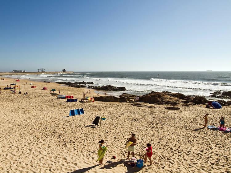 As melhores praias no Porto e arredores