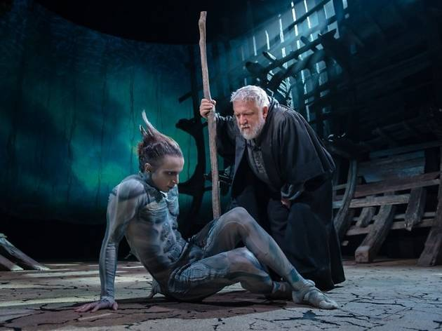 'The Tempest' at the Barbican