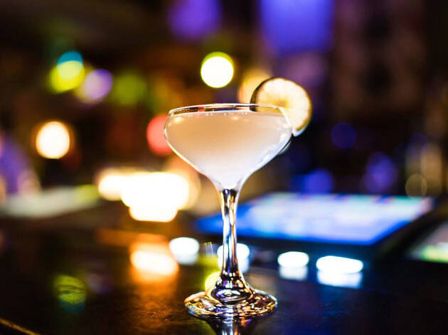 19 best bars in Las Vegas