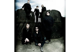Echo & The Bunnymen take the stage