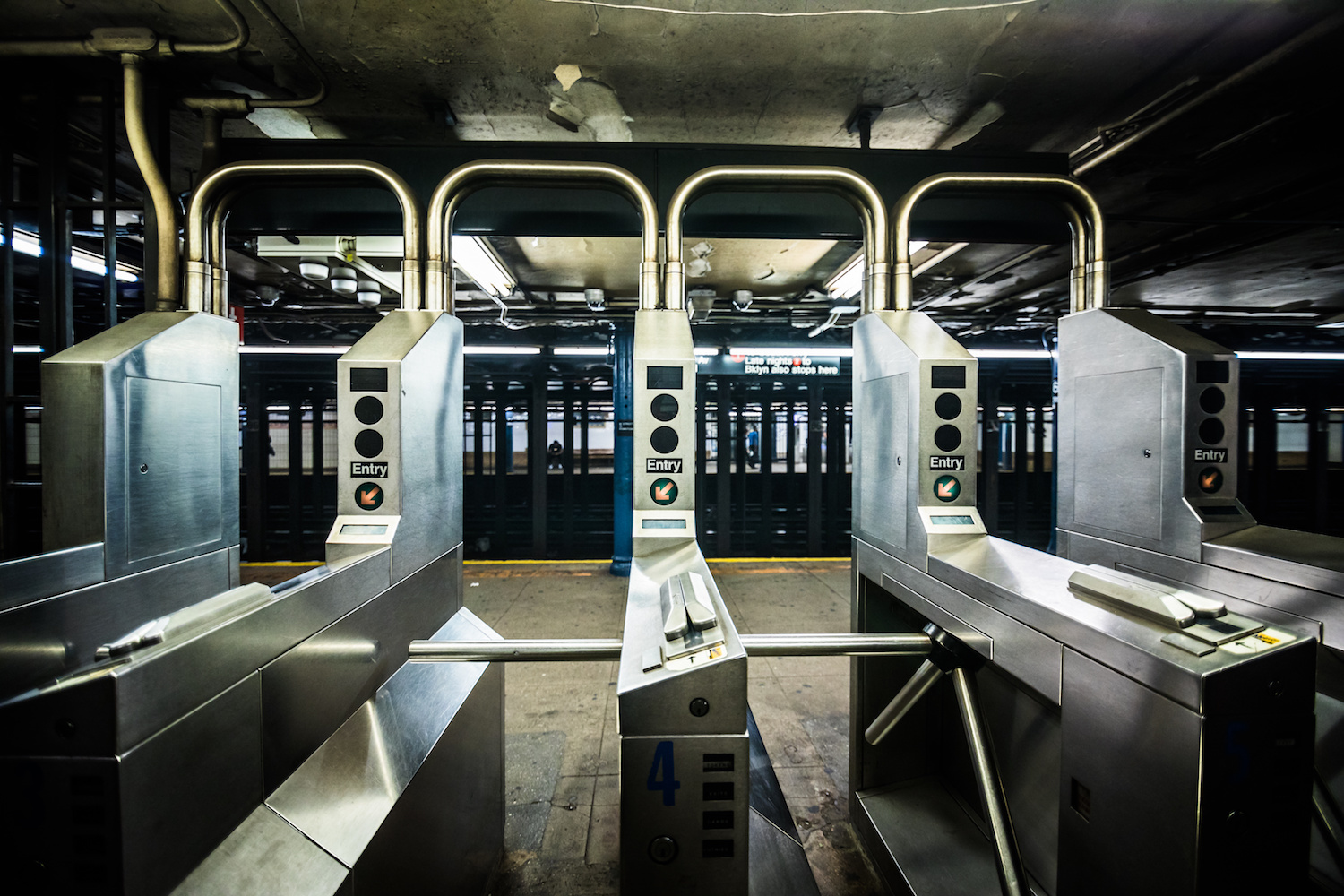 Turnstile jumping could soon be completely decriminalized in New York