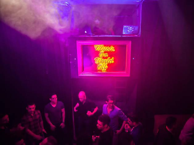 Must es un bar gay que sólo abre los jueves