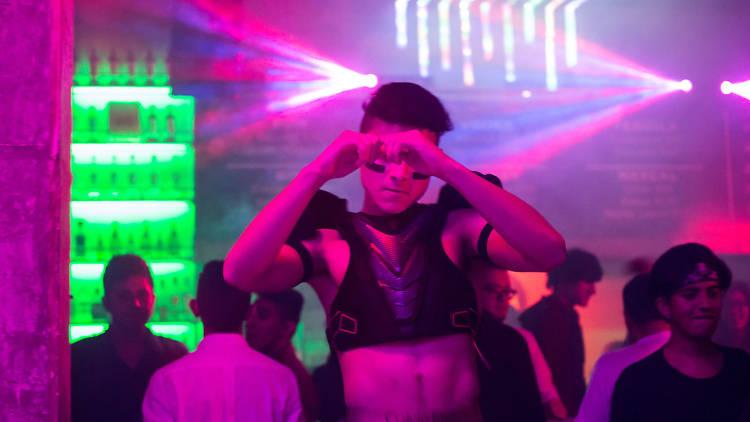 Divina es un bar gay en la CDMX