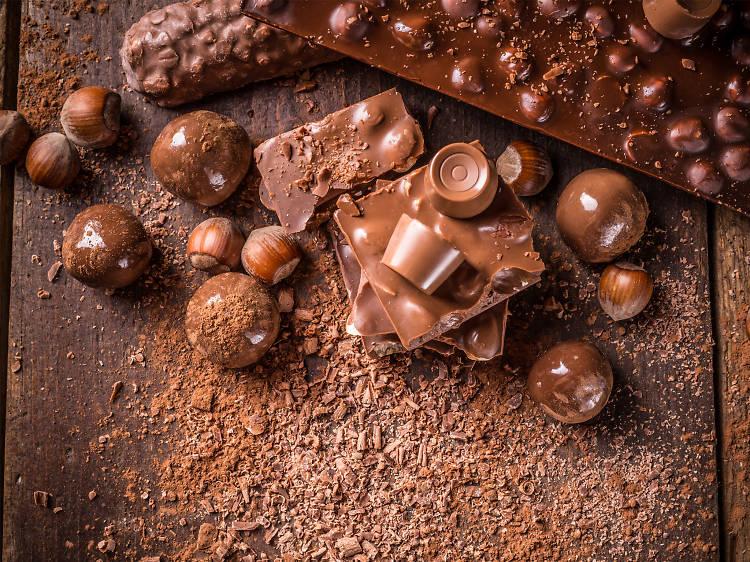 Las mejores chocolaterías en la CDMX