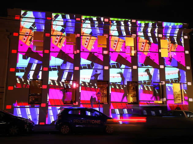 The 9 best projections at Gertrude Street Projection Festival