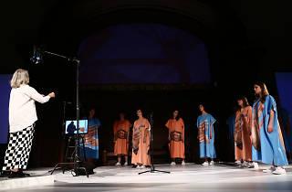 Rhetorical Chorus Liveworks