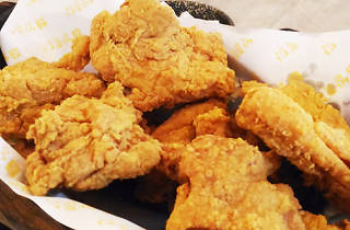Oven and Fried Chicken