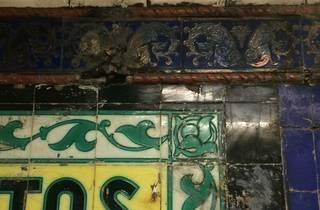 Els secrets ocults de les obres del Metro al Passeig de Gràcia [FOTOS]