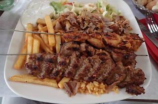 Délices d'Amour - Chef Kebab