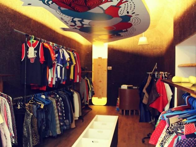 e87120c46 Saiba onde estão as melhores lojas vintage no Porto