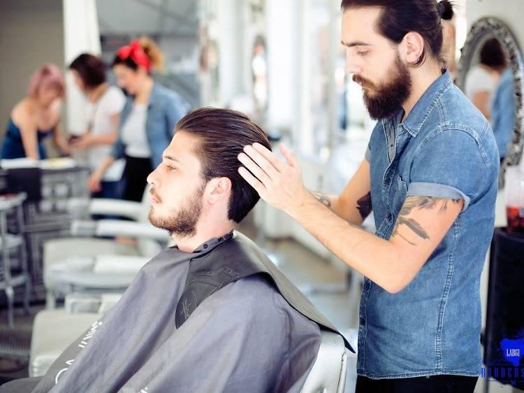 As melhores barbearias no Porto