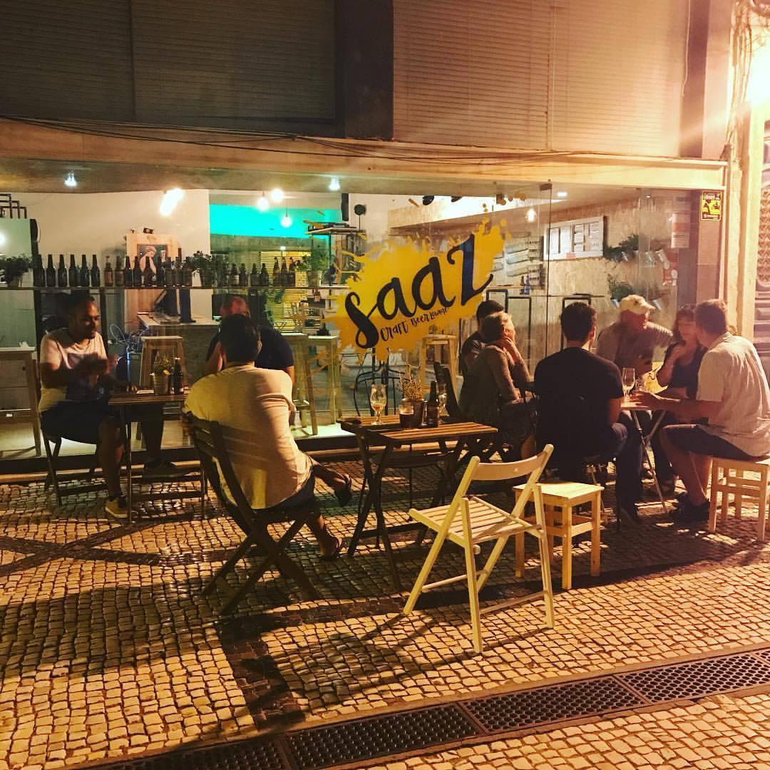 Saaz Craft & Beer Lounge
