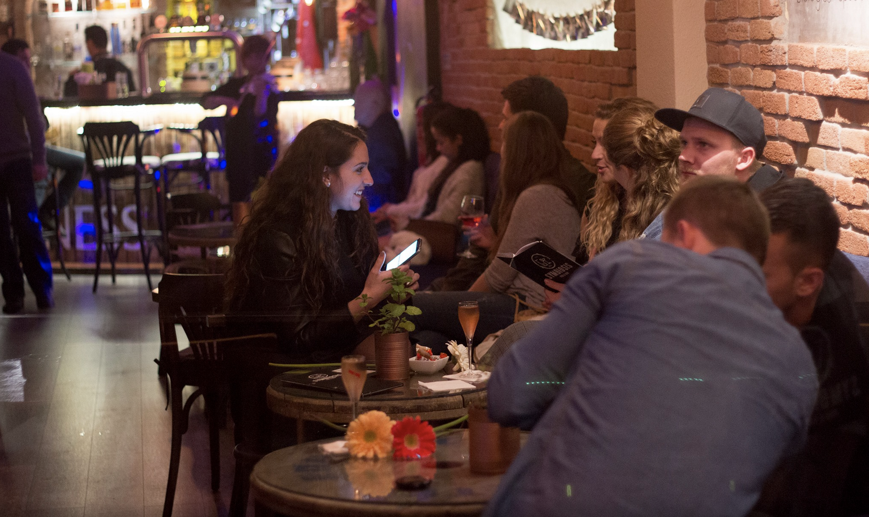 Symbiosis Pub & Bar