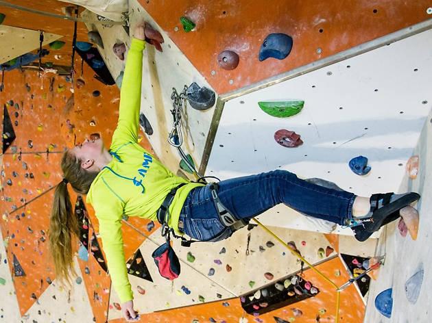 Climbing Wall Center